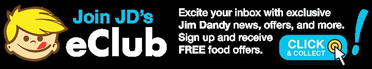 Jim Dandy eClub